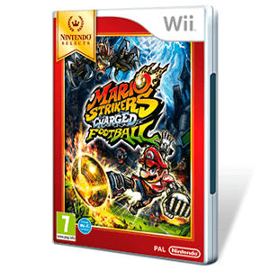 Mario Strikers Charged Football Nintendo Selects