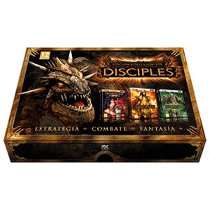 Disciples Edición Coleccionista Deluxe
