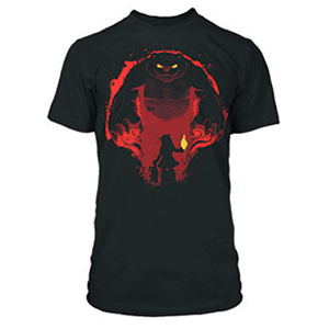 "Camiseta League of Legends ""Tibbers"" Talla S"