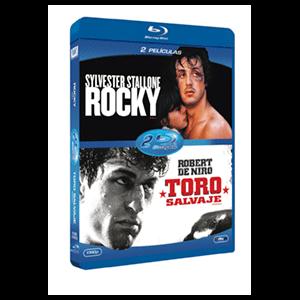 Pack Rocky + Toro Salvaje