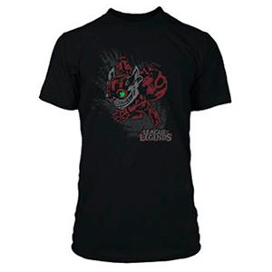 "Camiseta League of Legends ""Ziggs"" Talla XL"