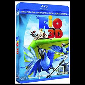 Rio 3D + 2D