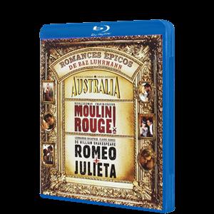 Australia+Moulin Rouge Comb+Romeo Y Julieta Comb