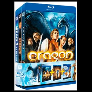 Eragon + Noche en el Museo + Ice Age 2