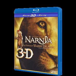 Cronicas De Narnia 3, Las (Combo) + 3D