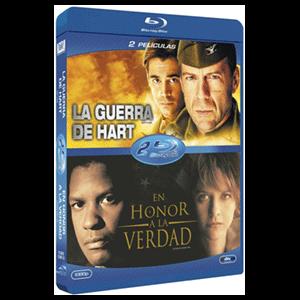 Pack La Guerra De Hart + En Honor A La Verdad