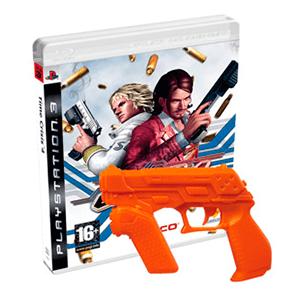 Time Crisis 4 + Pistola