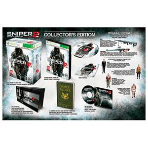 Sniper Ghost Warrior 2 Edicion Coleccionista