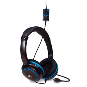 Auriculares 4Gamers Street Play Gaming -Licencia Oficial Sony-