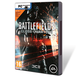 Tarjeta Descarga Battlefield 3 Close Quarters