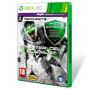 Splinter Cell: Black List Echelon Edition