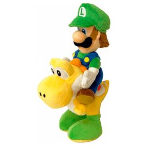 Peluche Luigi y Yoshi 22cm