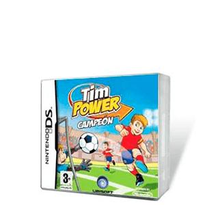 Tim Power: Campeon