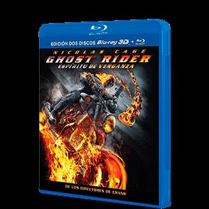 Ghost Rider: Espiritu De Venganza + 3D