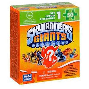 Skylanders - Puzzle 50 piezas