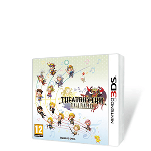 Final Fantasy: Theatrhythm