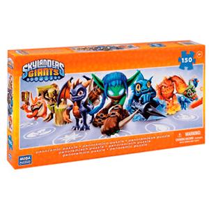 Skylanders - Puzzle 150 piezas