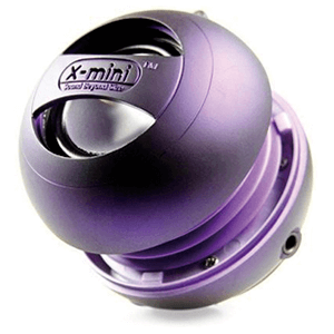 Altavoz Portátil X-Mini II Púrpura