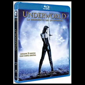 Underworld, La rebelion de los licantropos