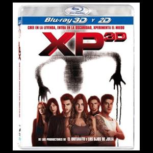Xp3D: Xperiencia Paranormal + 3D