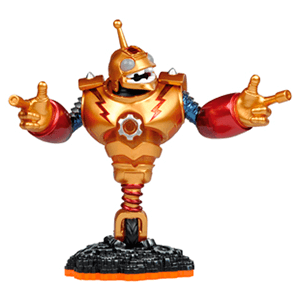 Figura Skylanders Giants: Bouncer