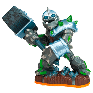 Figura Skylanders Giants: Crusher