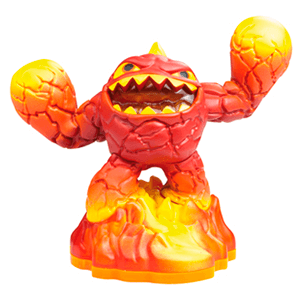 Figura Skylanders Giants V2 Light Core: Eruptor