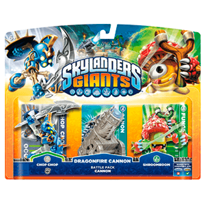 Skylanders Giants Battle Pack: Dragonfire Cannon