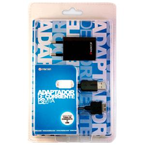 Adaptador de Corriente y USB Woxter