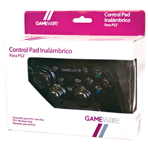 Control Pad Inalámbrico GAMEware