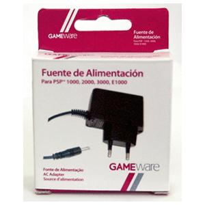 Fuente Alimentación para PSP GAMEware