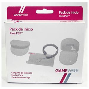 Pack de Inicio para PSP GAMEware