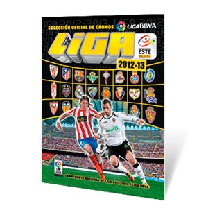 Album Cromos Liga 2012-2013