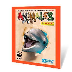 Sobre Cromos Animales 2012
