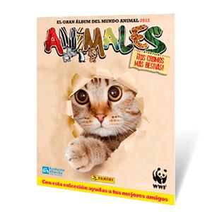 Album Cromos Animales 2012