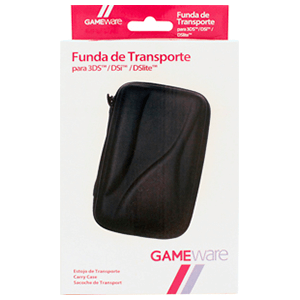 Funda de Transporte para 3DS/DSi/DSL GAMEware