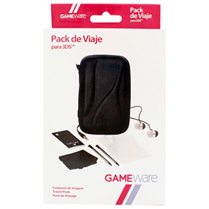 Pack de Viaje para 3DS GAMEware