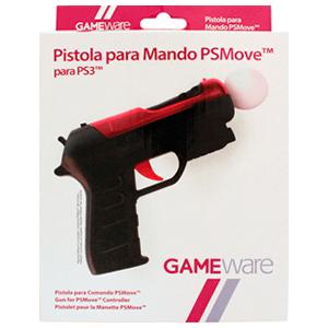 Pistola para Mando PSMove GAMEware