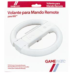 Volante Blanco para Mando Remote GAMEware