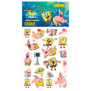 Stickers Bob Esponja 1