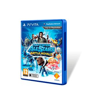 Playstation All Stars Battle Royale