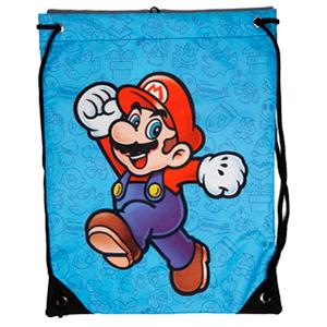 Bolsa Azul Gimnasio Mario