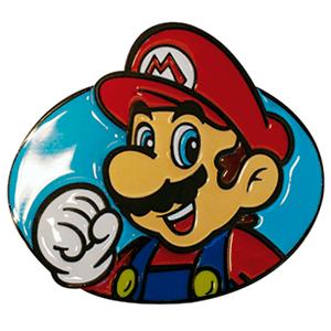 Hebilla Mario