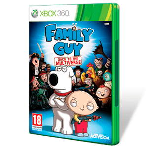 Family Guy (Padre de Familia)