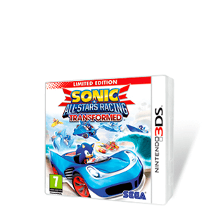 Sonic & SEGA All-Stars Racing Transformed Limited