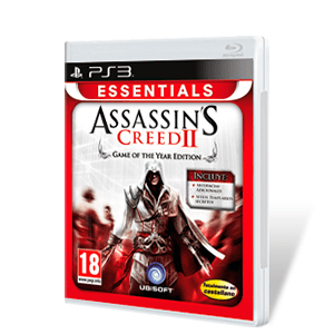 Assassin's Creed II GOTY Essentials