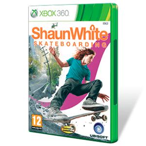 Shaun White Skateboarding Edicion Limitada