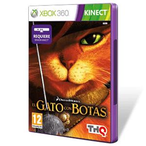 El gato con botas (Kinect)
