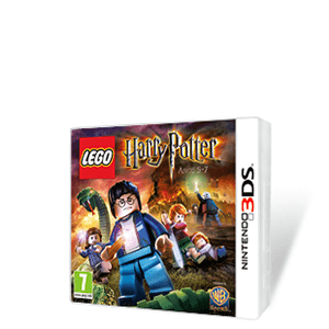 Lego Harry Potter Anos 5 7 New Nintendo 3ds Game Es