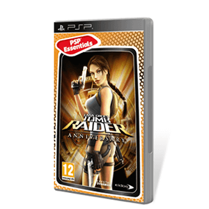 Tomb Raider: Anniversary Essentials